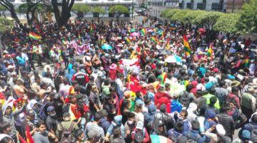 Sucre: Mitin decide fortalecer las medidas de presión e invita a cabildo