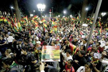Continúan las protestas en el país y se abre fin de semana de tregua