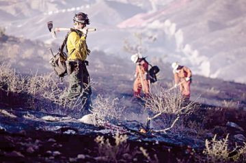 Emergencia en California a raíz de voraz incendio