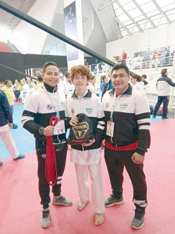 Karatecas de talla mundial