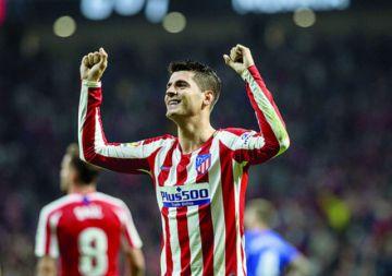 Atlético Madrid  se recupera  con una victoria