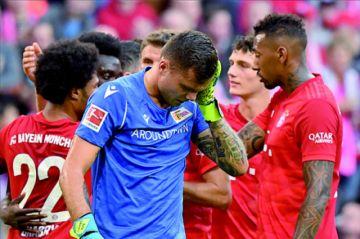 Bayern Múnich gana y es líder provisional