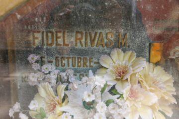La  muerte de Fidel Rivas
