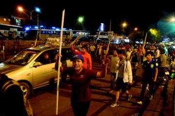 Tensión en La Paz y Cochabamba
