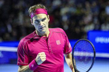 Federer va por otro título