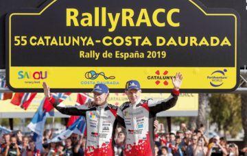 El estonio Tänak, nuevo campeón del rally mundial
