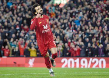 El Liverpool, rescatado por su héroe Salah