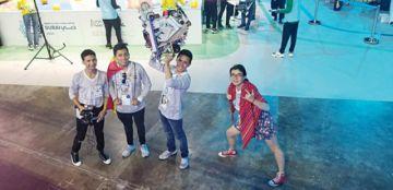 Bolivia vuelve de mundial de robótica con un premio