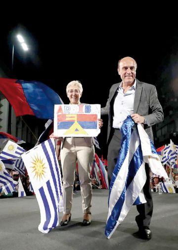 Uruguay inicia camino hacia una segunda vuelta