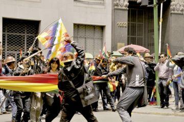 Estalla la violencia y la intolerancia en tres departamentos