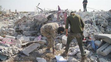 La guerra sigue en Siria, tras muerte de Bagdadi