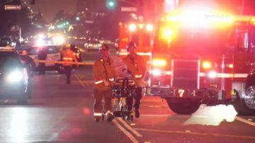 Al menos 3 muertos y 9 heridos en un tiroteo en California