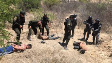Recapturan a tres presos brasileños que fugaron en Tarija