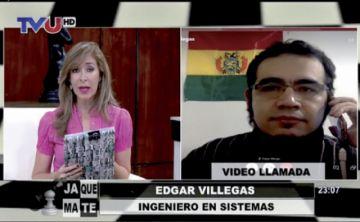 Villegas: Hubo un fraude grosero y hasta obsceno