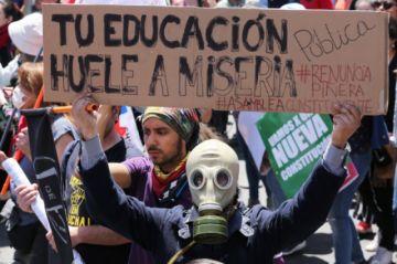Chile: Las protestas desarman las cumbres de APEC y COP25