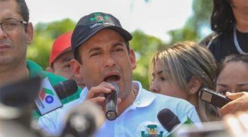 Fernando Camacho exige la renuncia de Evo Morales