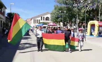 Profesores y estudiantes unen fuerzas en Padilla