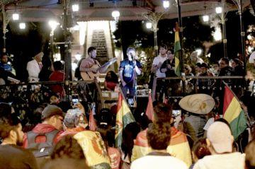 Artistas cantan por la unidad y la justicia