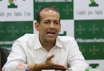 """Muertes en Montero: Camacho dice que Evo """"deberá responder por sus acciones"""""""