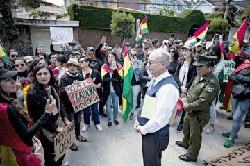 OEA: Aumenta la presión  y jefe de auditoría se va