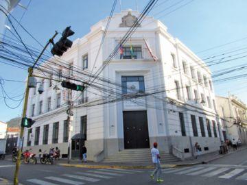 "Fiscalía rechaza denuncia contra Evo por ""cercos"""