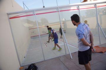 Squash apunta a los Juegos