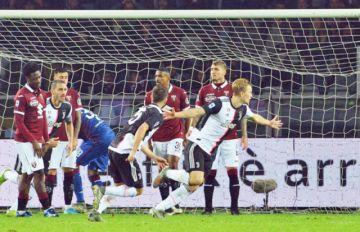 Juventus sigue en la cima