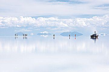 """Valoran al Salar de Uyuni como """"carnada"""" turística"""