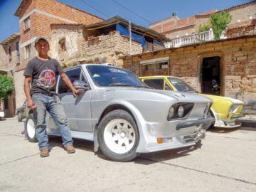 Los autos Brasilia reviven en Sucre