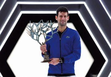 Djokovic se queda a un Másters 1.000 de Nadal