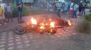 Afines al MAS y cívicos chocan en Riberalta