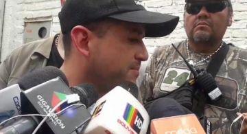 Camacho anuncia que volverá a La Paz