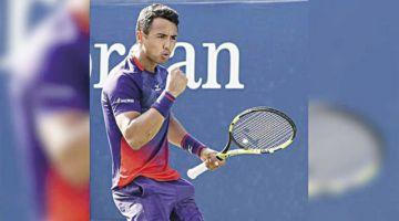 Hugo Dellien sube  al puesto 75 del ranking ATP