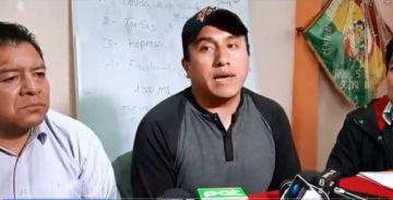 Comité de Movilizaciones determina marchar hacia La Paz