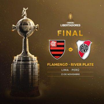 Trasladan final de la Libertadores a Perú