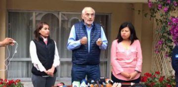Mesa acusa al Gobierno de movilizar grupos de masistas contra Camacho