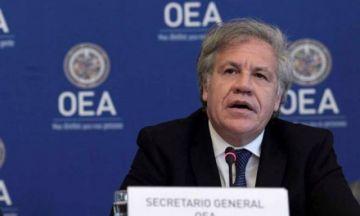 Almagro pide que se garantice libertad de movimiento de Camacho
