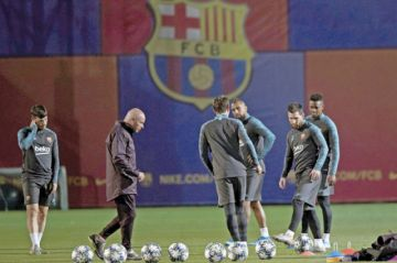 Barça quiere lavar su imagen