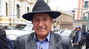 Diputado Quispe presenta proyecto de ley para anular las elecciones generales
