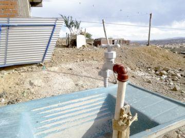 El consumo de agua se  incrementa en casi 30%