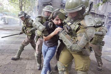 Un sismo en Chile alarma en medio de nuevas protestas
