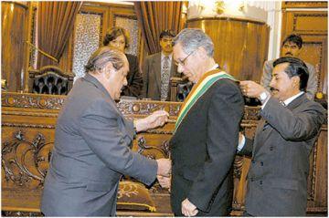 CPE no contempla al TSJ en sucesión presidencial