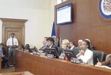 Gobierno acude a la OEA; 14 países apoyan auditoría