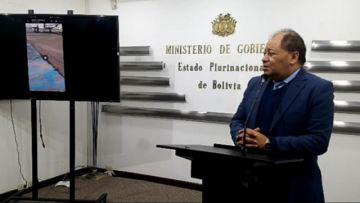 Gobierno confirma evacuación de cívico Camacho
