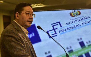 Ministro de Economía dice que se tendrá que suspender pago de bonos por paro