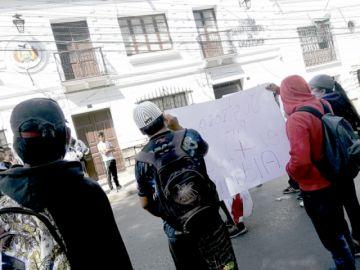 Encarcelan a Aldahir en San Pedro; defensa ve ilegalidad