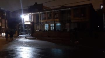 """Causan destrozos en Alcaldía de El Alto y Chapetón señala a """"ebrios"""" convocados por el MAS"""