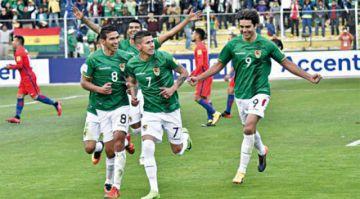 Bolivia suspende amistosos