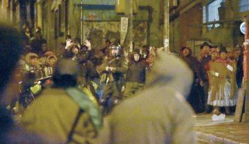 Hieren a dos universitarios de Sucre en riñas en La Paz