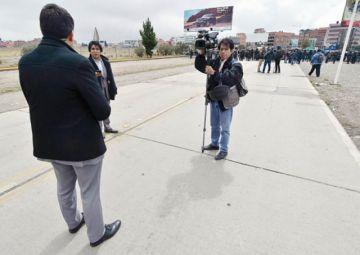 La ANP condena agresión a periodistas